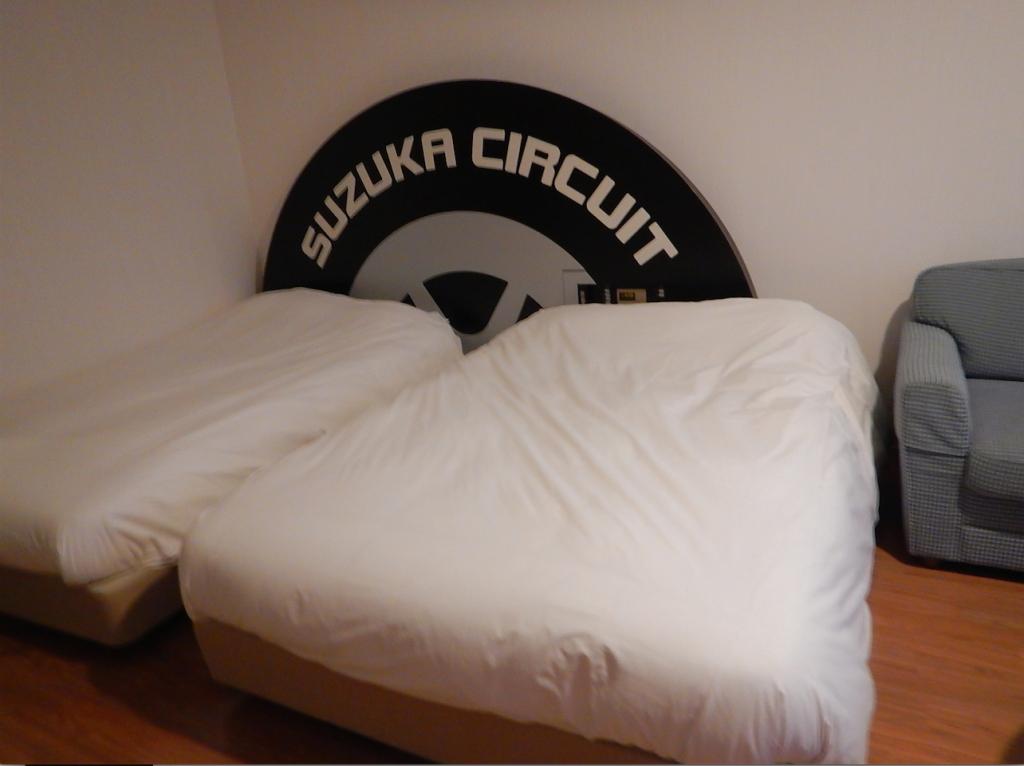 fukuさんと同室でした!