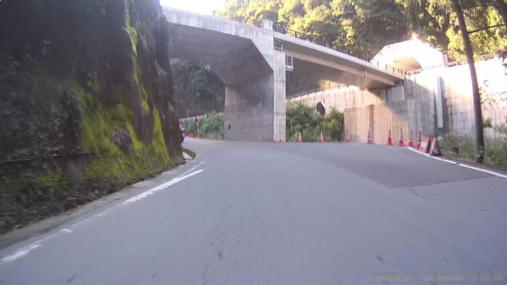 ピカピカのトンネル☆
