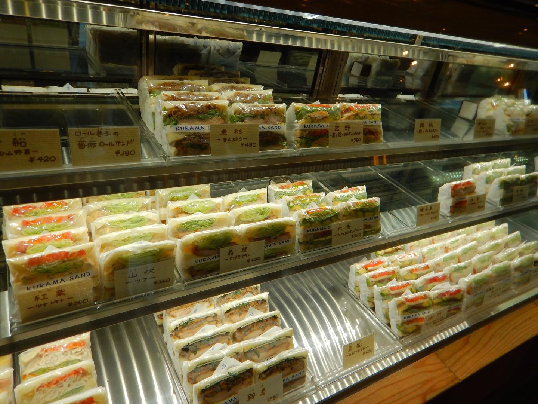 たくさんのサンドイッチ!