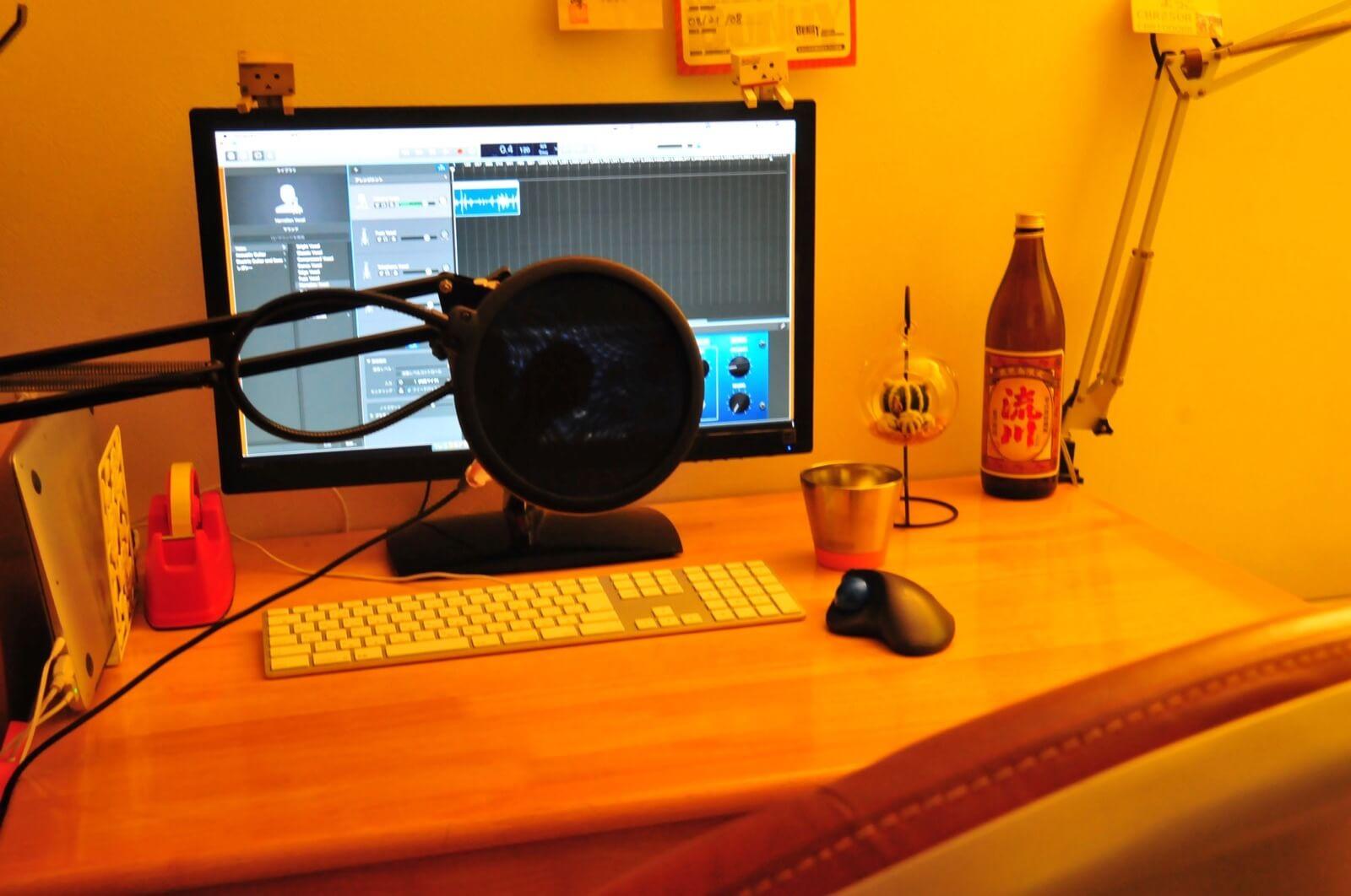 ラジオ・Podcastやツイキャスの音声収録機材と環境を最低限揃えてみた