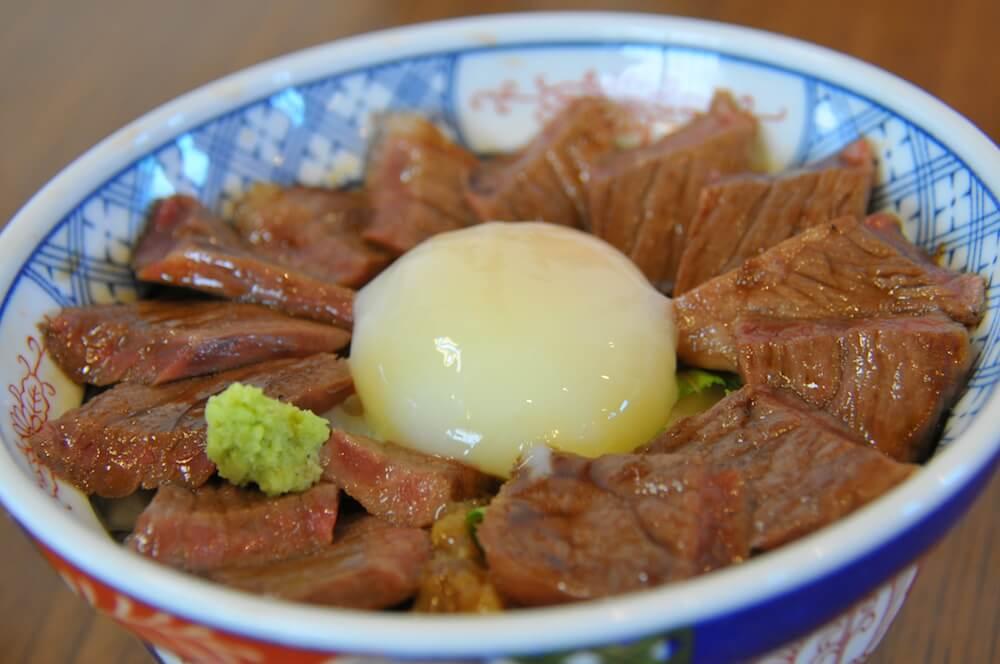 いまきん食堂の赤牛丼また食べたい