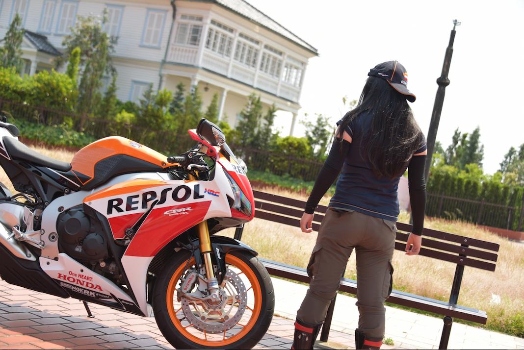 【納車】CBR1000RR SP Repsol