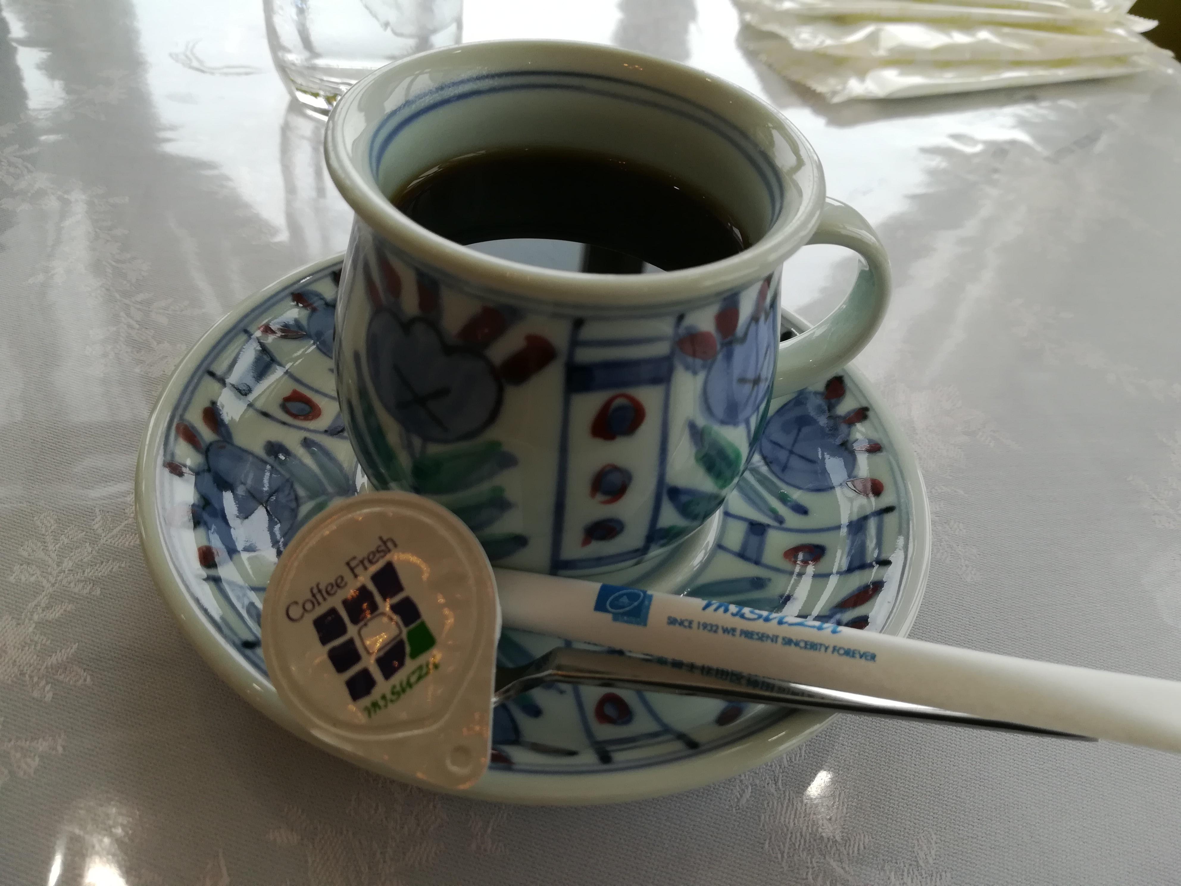 コーヒー飲んでる場合じゃない