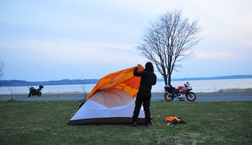 2018年GW北海道ツーリング[2]強風に悩まされる一日