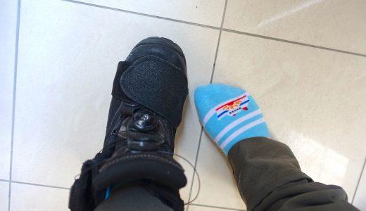ツーリング用に使える登山靴紹介とシフトガード装着