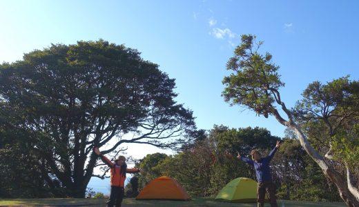 高知県・室戸岬で女子キャンプツーリング[前編]